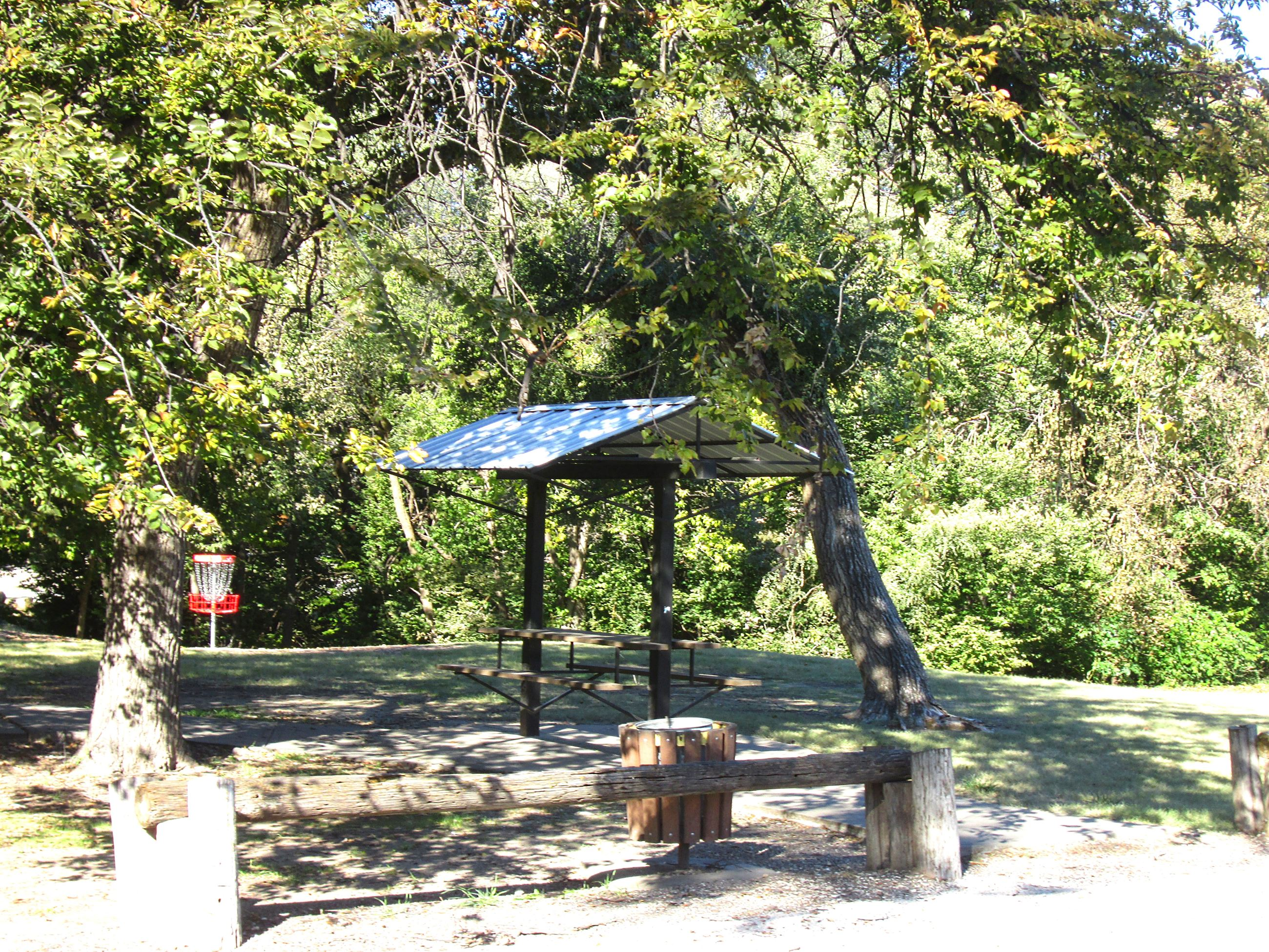 Frontier Circle Picnic Shelter