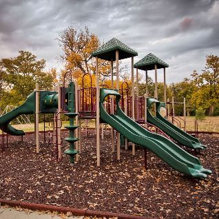 Frontier East playground