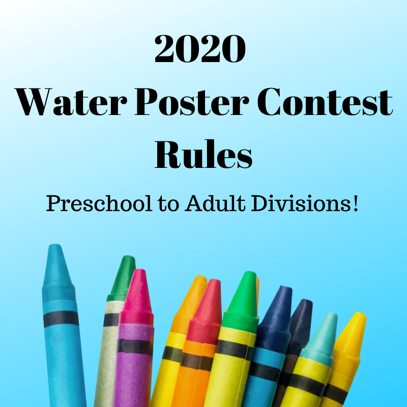 2020 Water Poster Contest Rules-1