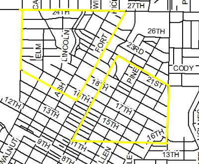 4-15 Hydrant Flow Test Area