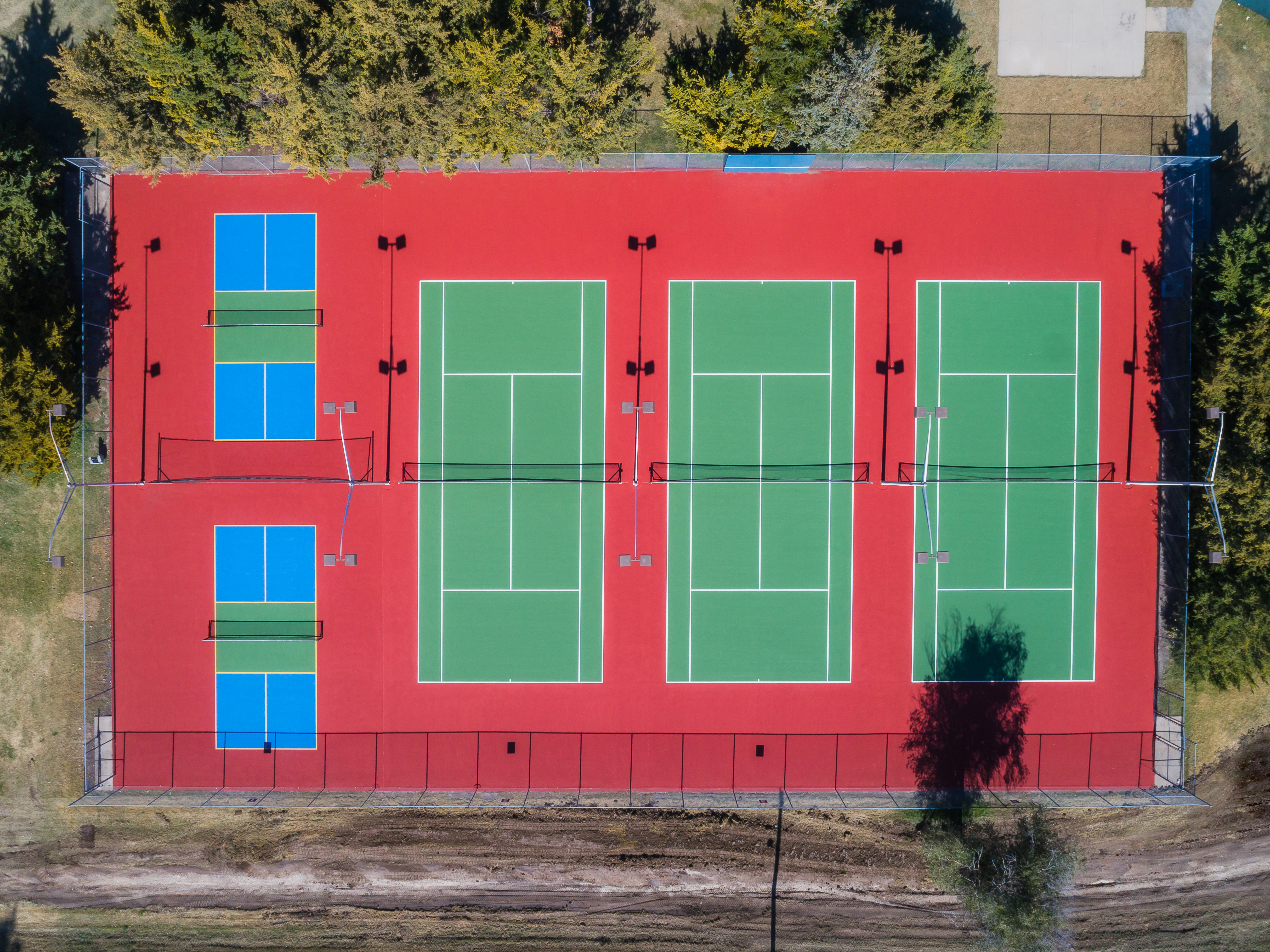 Municipal - Tennis & Pickleball Courts