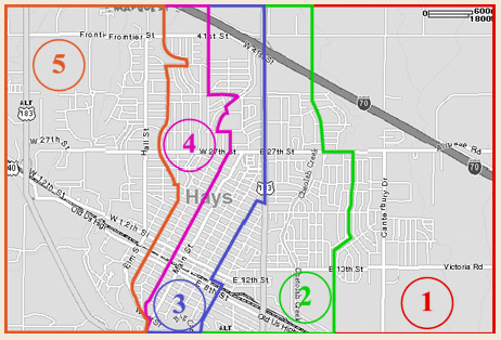 Trash Route Map (PDF)