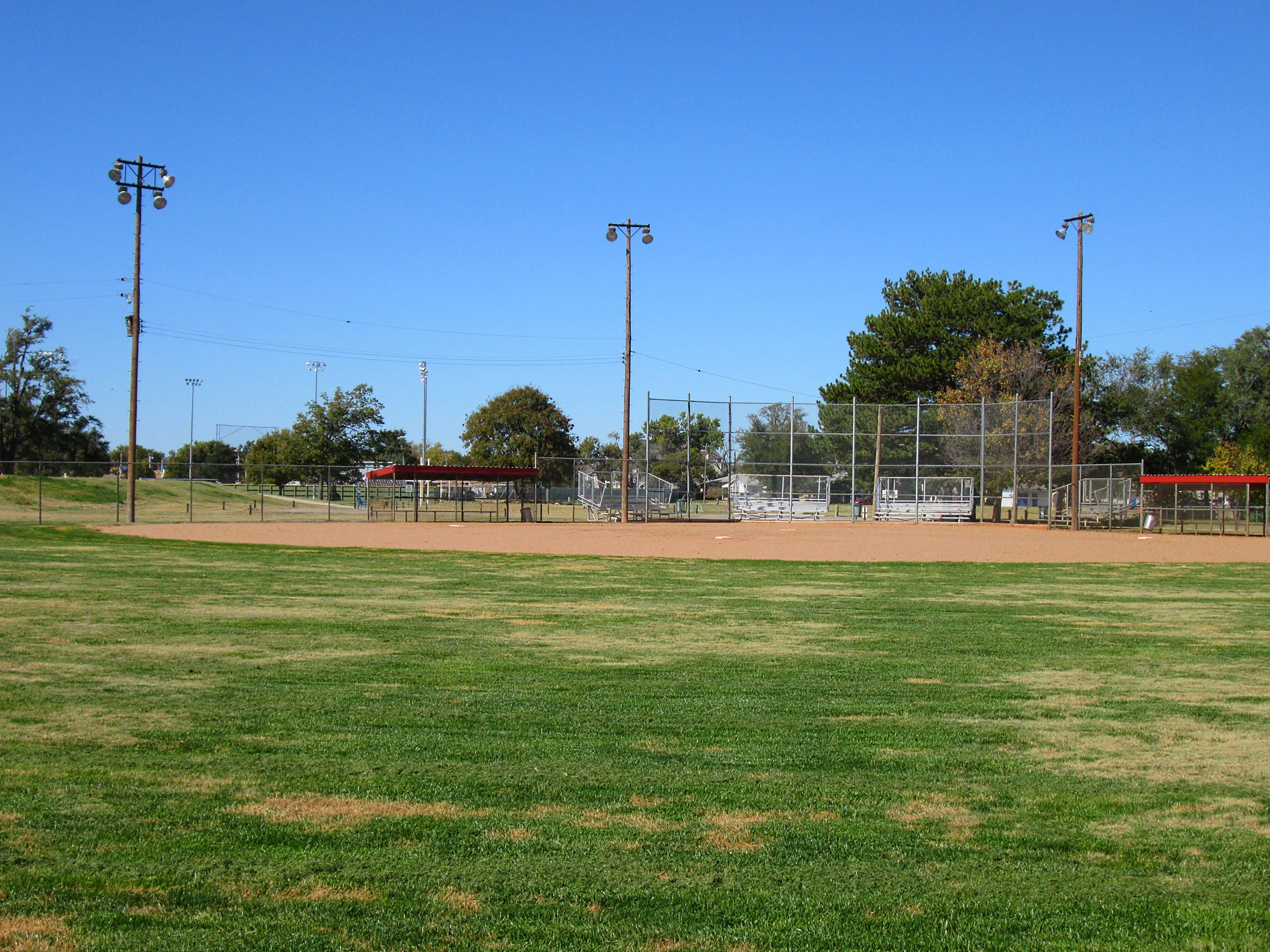 Glassman ball field