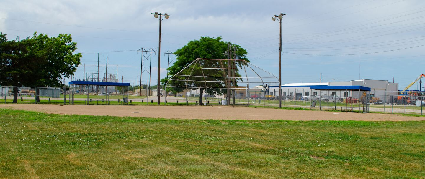 Speier baseball field